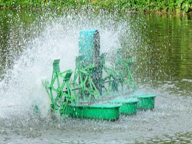 Submerged Water Aeration