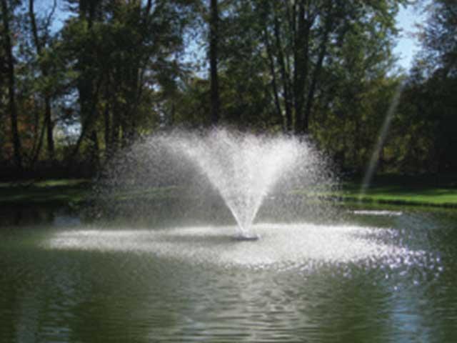 Pond-Aeration