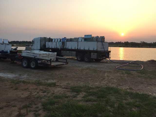 Texas Fish Stocking