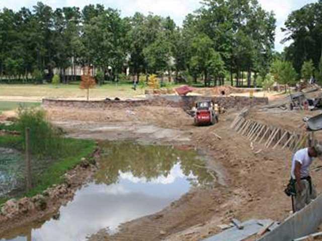 Texas Pond and Lake Design 1