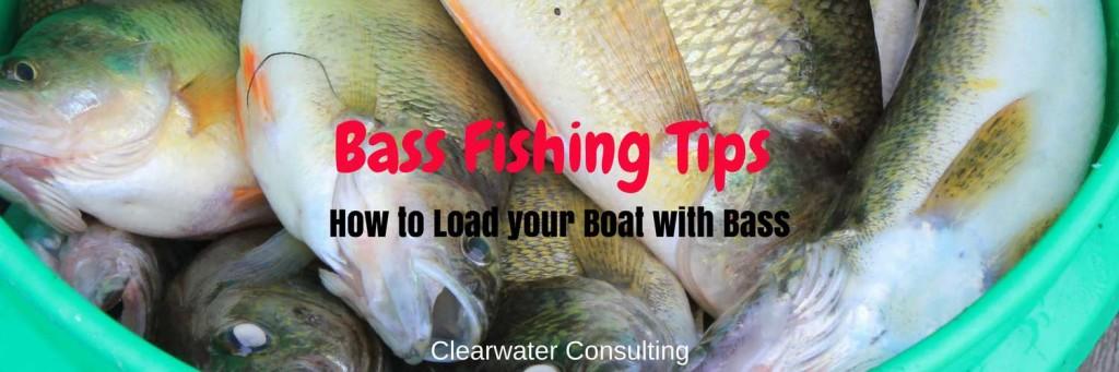 Bass Fishing Tips Header