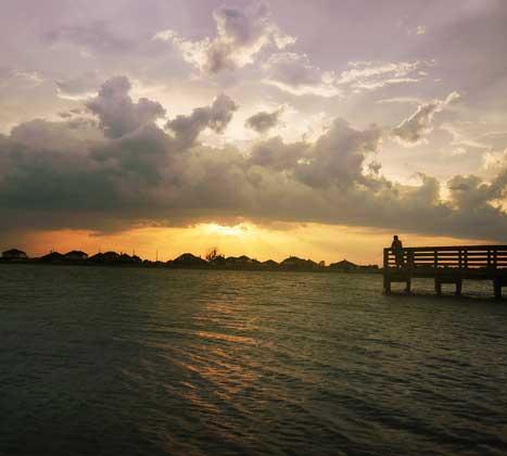 Bass Fishing Tips Weather